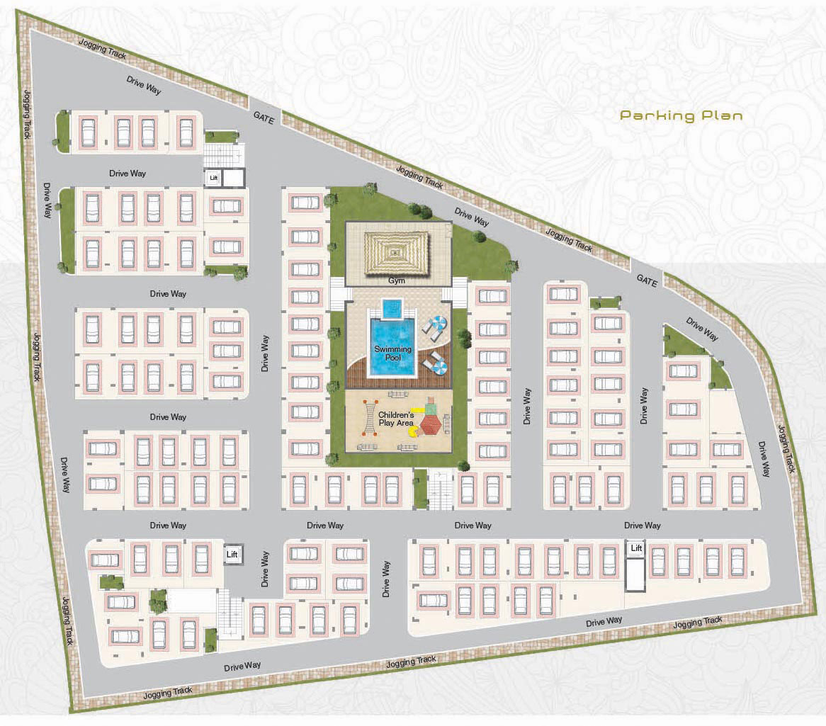 Tetra grand 39 s green apple floor plans Green plans